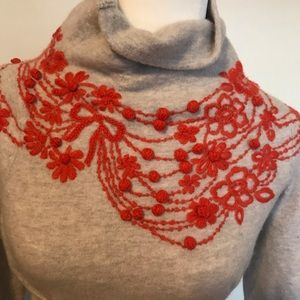 Anthropologie turtle neck